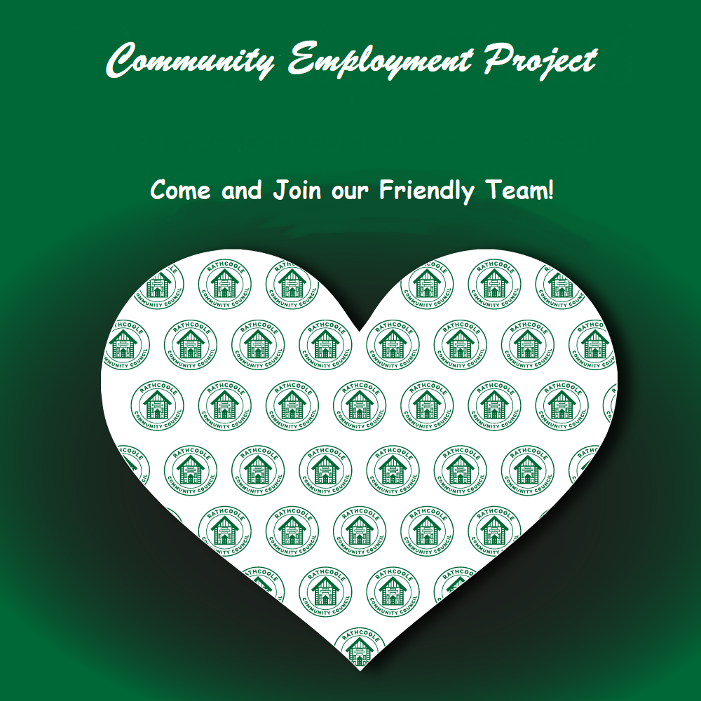 Apply Now! Community Employment Project