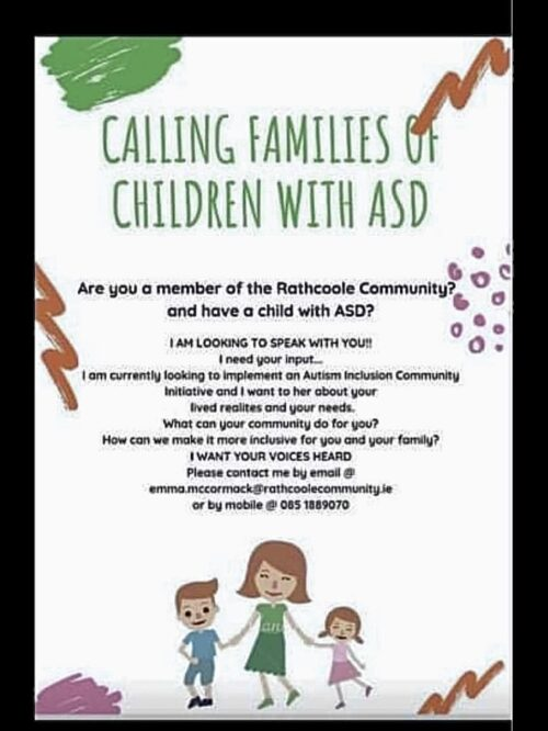 Calling Families of Children with ASD